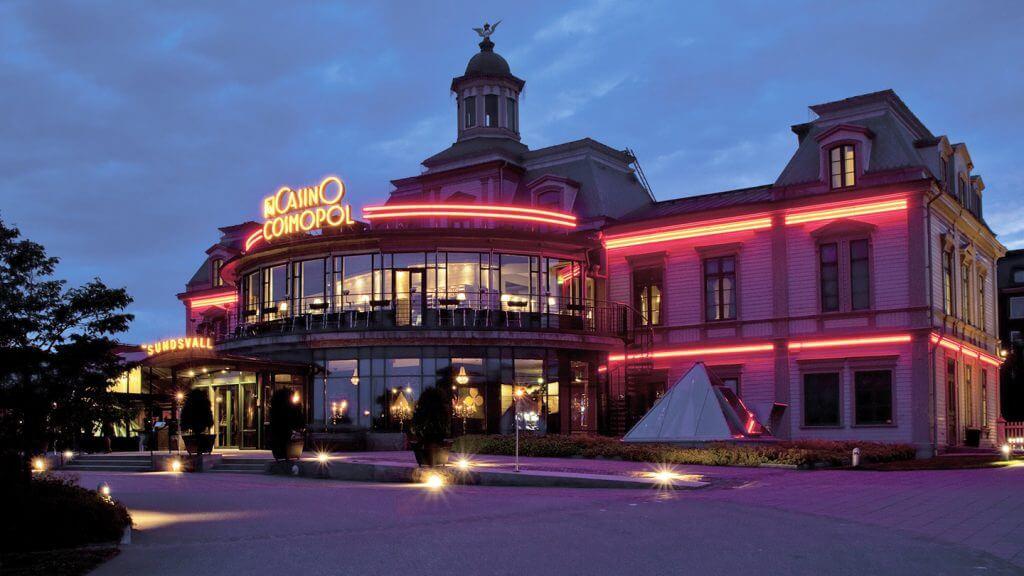 Casinospel i Göteborg