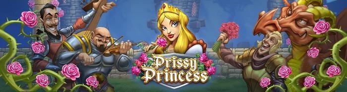 Prissy Princess Header2