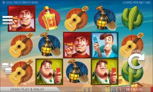 Taco Brothers spelplan