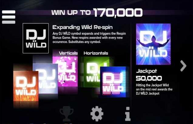 dj wild bonus