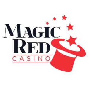 MagicRed Logo Linear