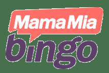 MamaMia Bingo Logo Linear