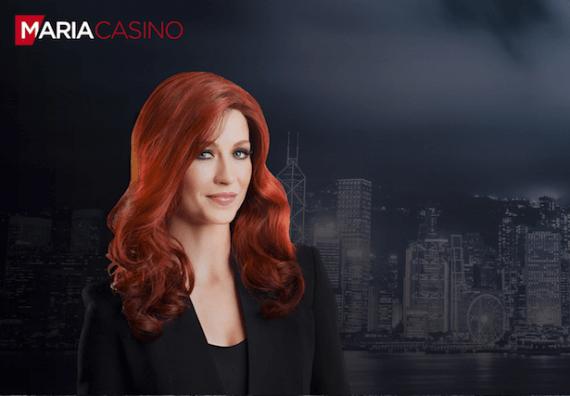 maria casino välkomstbonus