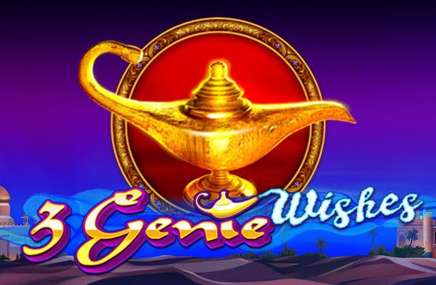 3 Genie Wishes Lamp