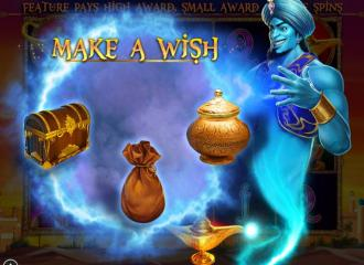 3 Genie Wishes Wish