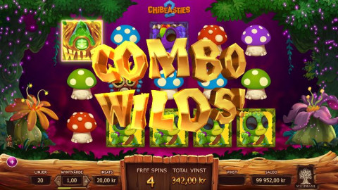 Chibeasties 2 Combo Wilds