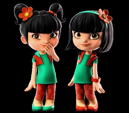 Fa-Fa Twins 1