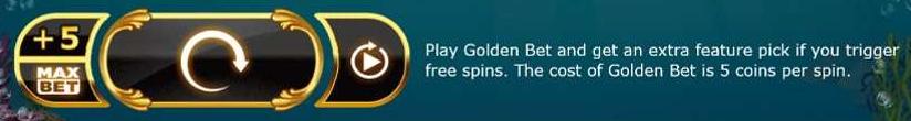 Golden Fish Tank Golden Bet