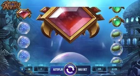 Secrets of Atlantis Colossal