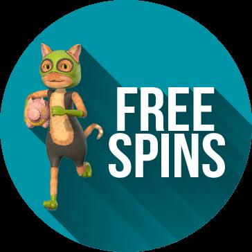 CasinoJEFE gratis spin