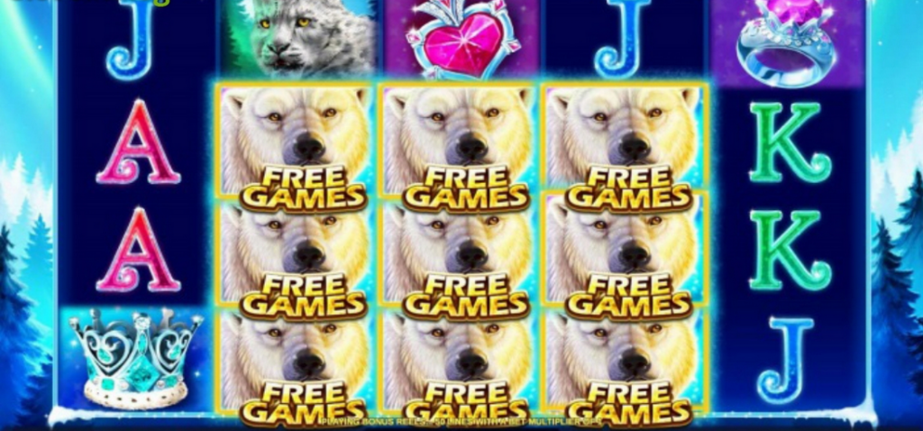 Icy Wilds Free Games