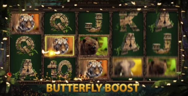 Jungle Spirit Butterfly Boost