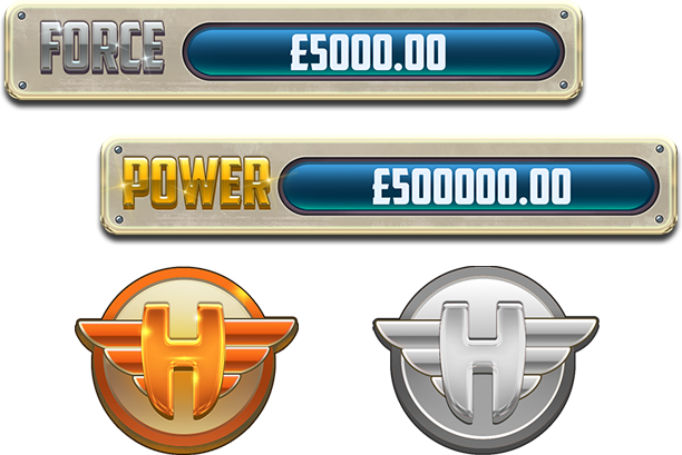 Power Force Heroes Jackpot