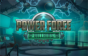Power Force Villains 2