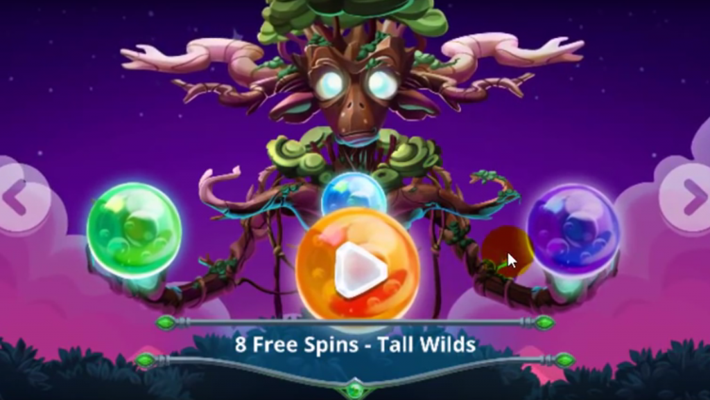 The Odd Forest Free spins