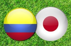 odds colombia japan