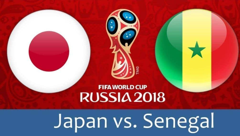 odds japan senegal