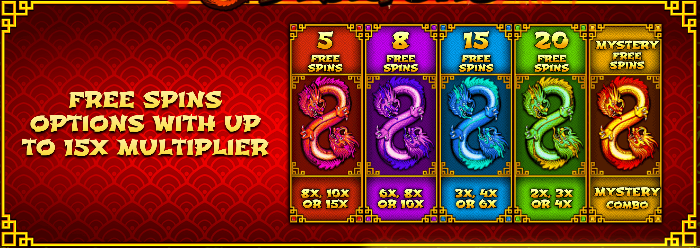 8 Dragons Bonus