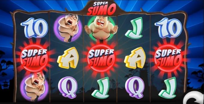 Super Sumo Bonus