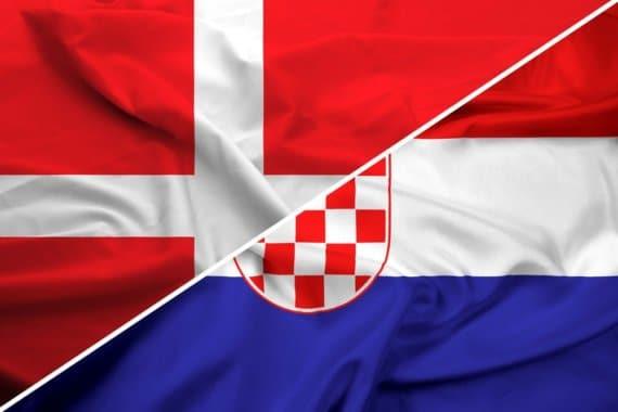 kroatien - danmark