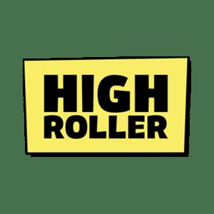 Highroller Logo Linear