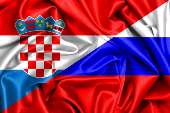 ryssland mot kroatien