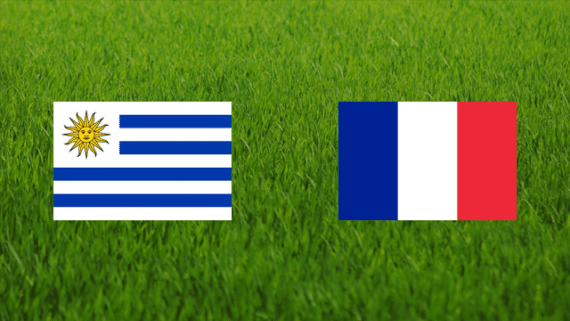 uruguay mot frankrike
