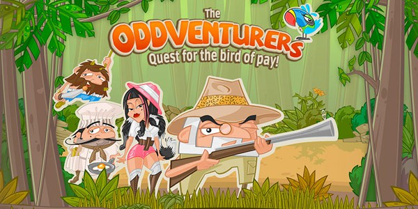 Odobo The Oddventures