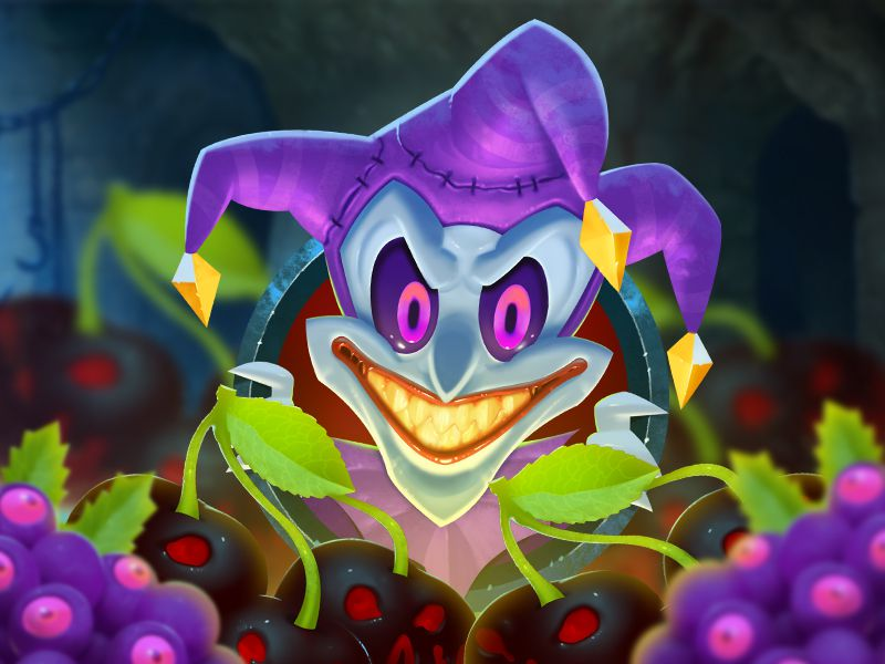 Yggdrasil Dark Joker Rizes