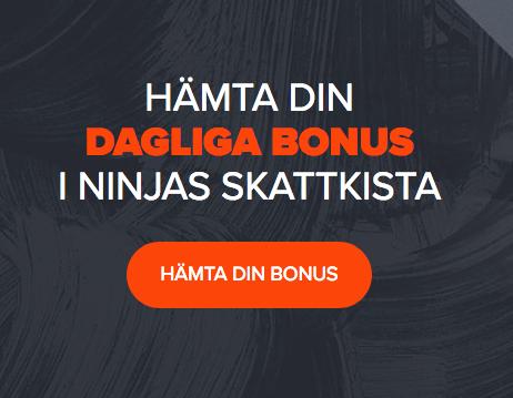 Ninja Casino Bonus