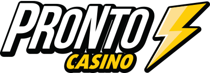 Pronto Casino Logo Linear