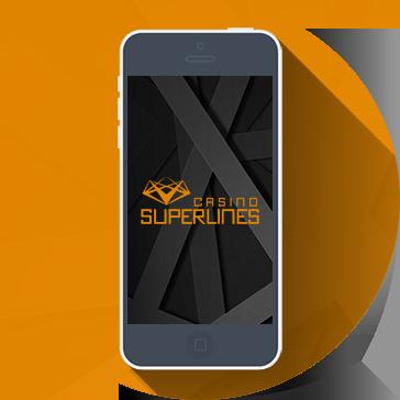 Casino Superlines Mobil