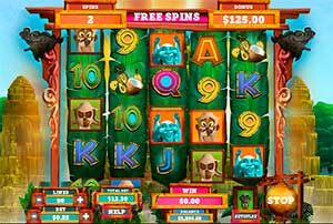 Mystic Monkeys Free Spins