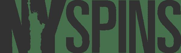 NYspins Logo Linear