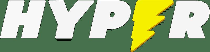 Hyper Casino Logo Linear