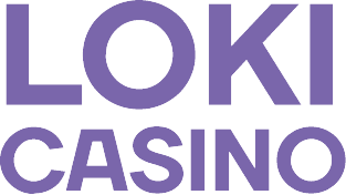 Loki Casino Arvostelu Logo Linear