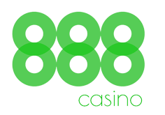 888 casino Logo Linear