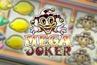 Mega Joker Logo Linear