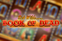 Book of Dead Logo Linear