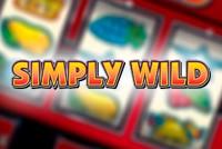 Simply Wild Logo Linear