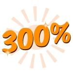Hämta 300% casino bonus