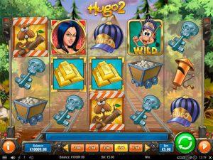 hugo2 slots