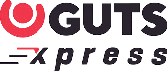 Guts Xpress Logo Linear